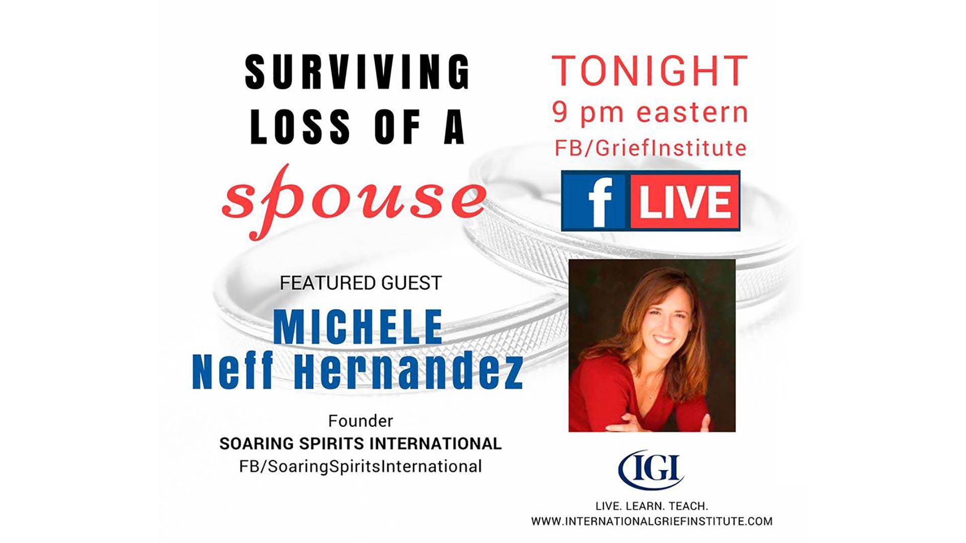 Surviving Loss of a Spouse
